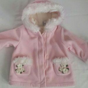 Greendog baby girl hooded jacket